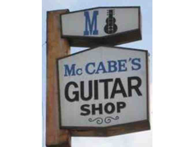 2 concert tickets up to $75 Value at McCabe's in Santa Monica - Photo 1