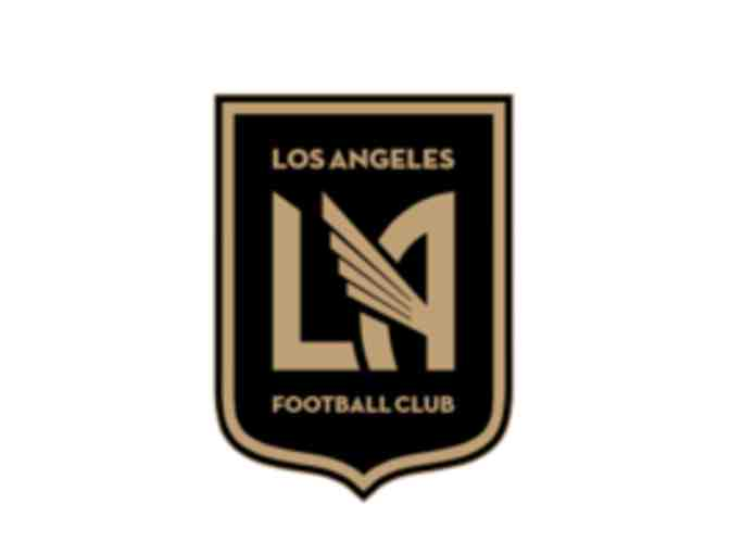 2 Tickets to the Los Angeles Football Club (LAFC) soccer match on May 29 - Photo 1