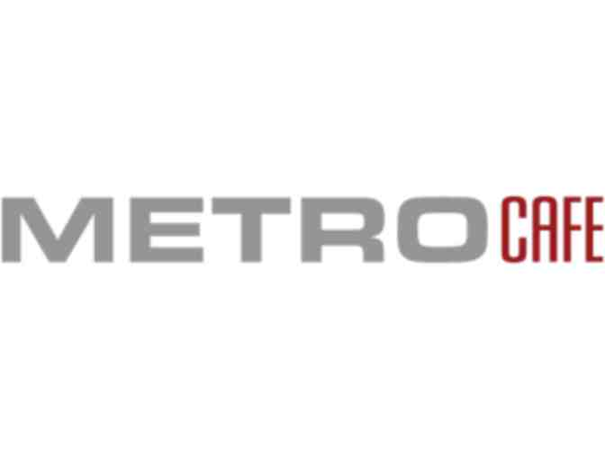 $50 Restaurant Gift Certificate to Metro Cafe - Photo 1