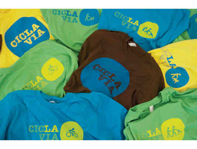 CicLAvia kids swag bag - Photo 1