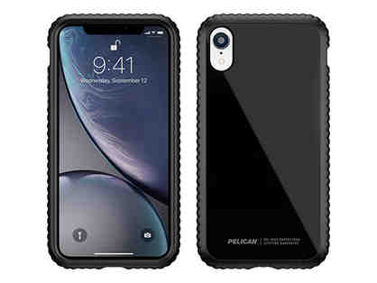 GUARDIAN CASE FOR APPLE IPHONE XR - BLACK