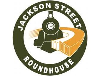 Family Admission to the Minnesota Transportation Museum's Jackson Street Roundhouse