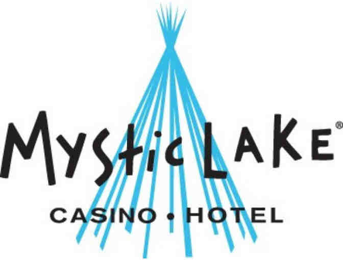 One (1) night stay at Mystic Lake Casino Hotel + $50 food certificate - Photo 1