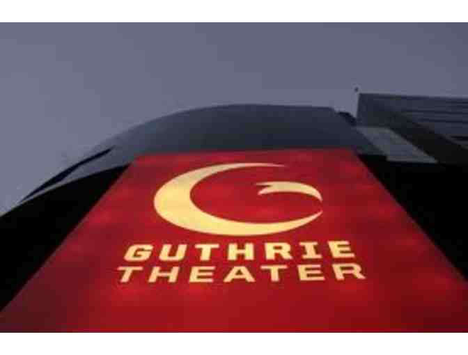 2 tickets to the Guthrie Theater - Photo 1