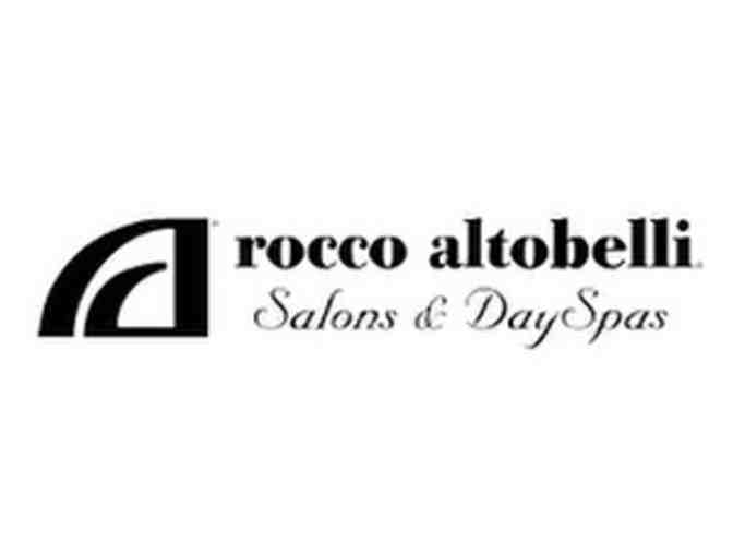Rocco Altobelli Salon & Day Spa $20 Gift Certificate
