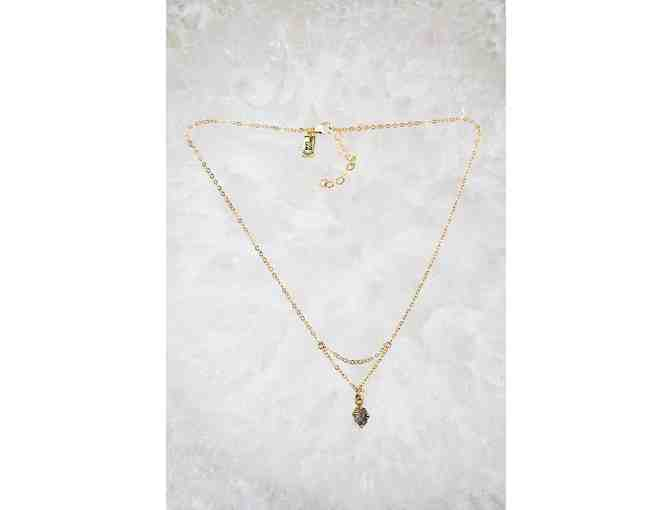 Discovery Raw Diamond Necklace