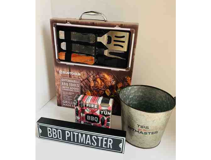 BBQ Pitmaster Tools and Accessories - Photo 1