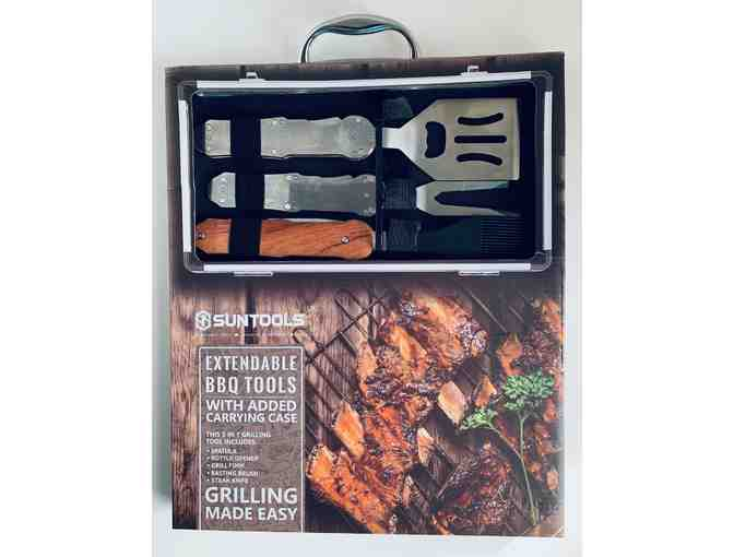 BBQ Pitmaster Tools and Accessories - Photo 2
