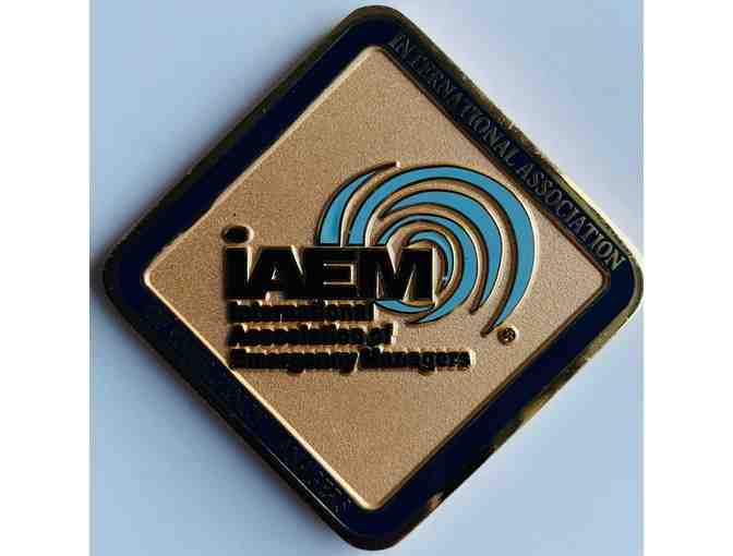 2019 IAEM Annual Conference Challenge Coin