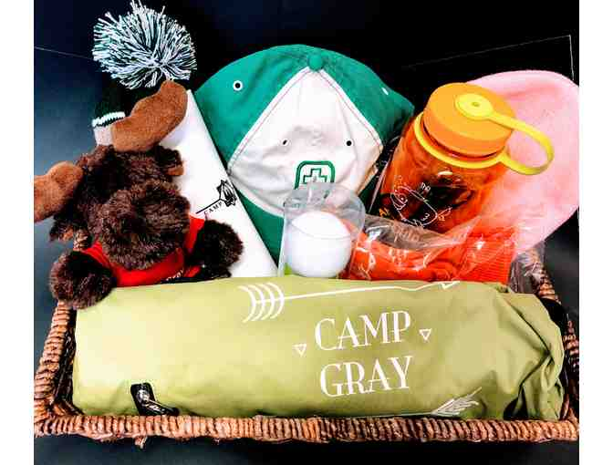 Camp Gray Family Package