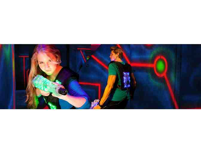 Birthday Party at Ultrazone Laser Tag in Madison