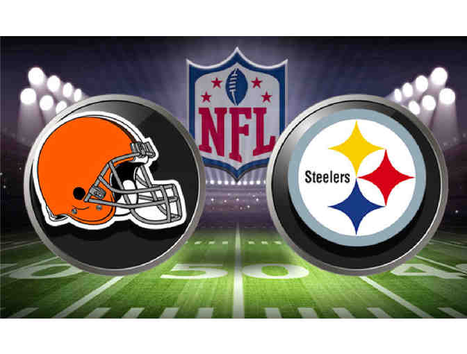Pittsburgh Steelers Travel Experience: Steelers v. Browns Thursday, Nov. 14th, 2019 - Photo 1