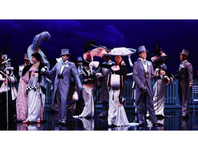 2 House Seats to MY FAIR LADY - Backstage experience & dinner - Photo 3
