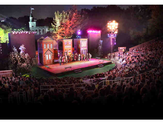 Shakespeare in the Park - 4 seats & backstage with Kate Burton & dinner - Photo 1