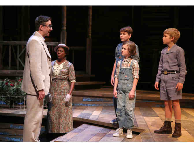 Two House Seats - TO KILL A MOCKINGBIRD - Backstage experience - Photo 3