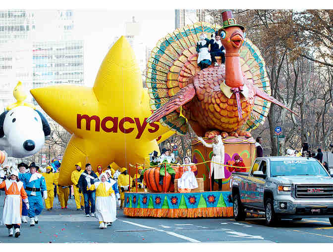 Watch The Macy's Thanksgiving Day Parade from your own window!