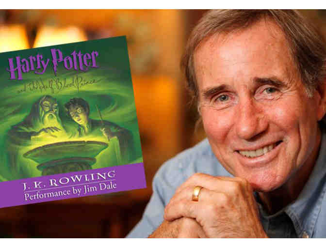 An Evening With The Voice of Harry Potter - Tony Award Winner Jim Dale