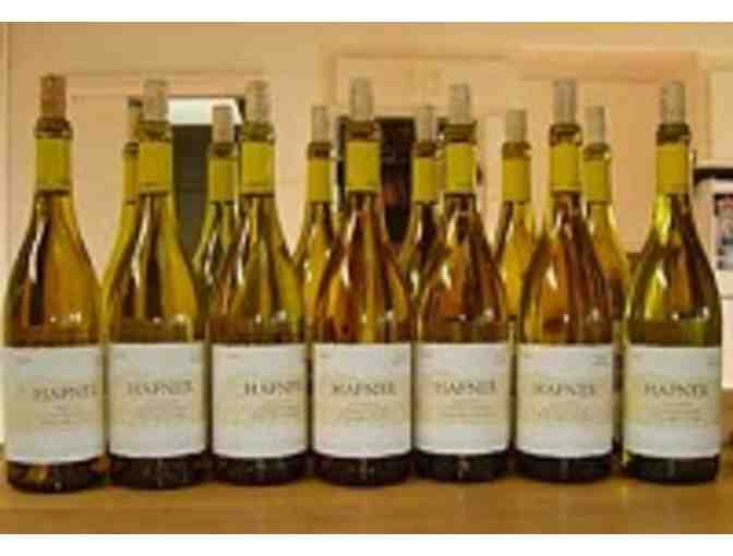 Enjoy a case of 2009 Hafner Chardonnay--an exclusive offer that can not be found in stores