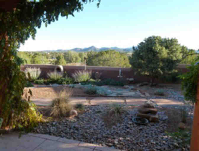 A stunning home is yours for an extended weekend in Sante Fe, New Mexico