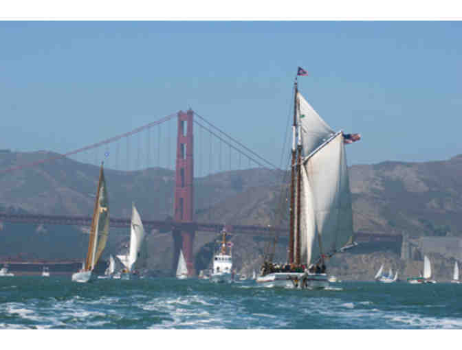 Sailing on the San Francisco Bay - Up to Four Guests