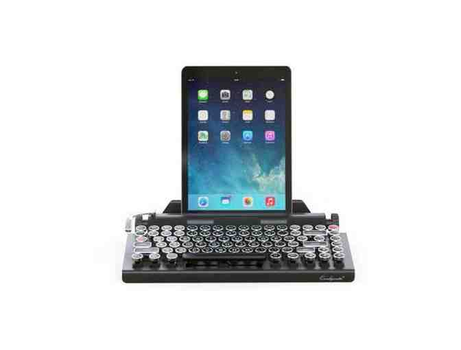 QWERKYWRITER Wireless Mechanical Keyboard