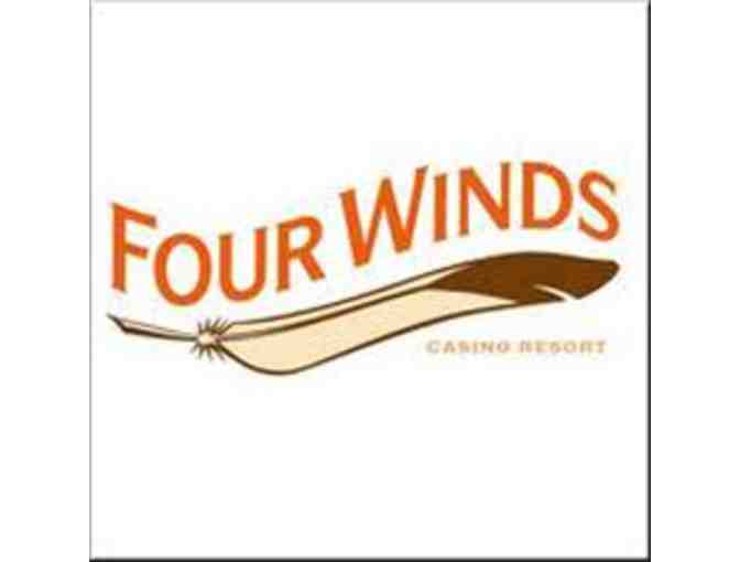 $100 Gift Card to the Four Winds Casino Resort - Photo 1