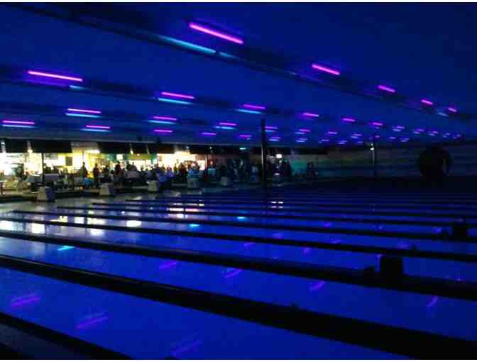 Pizza & Bowling Party at Park Center Lanes