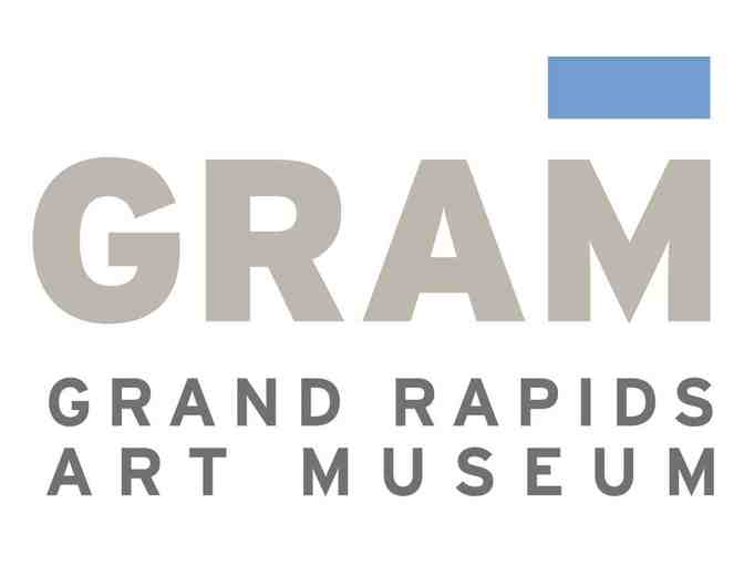 One Year Grand Rapids Art Museum Duel Membership