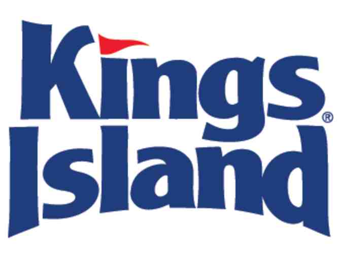 2 General Admission Tickets to King's Island - Photo 1