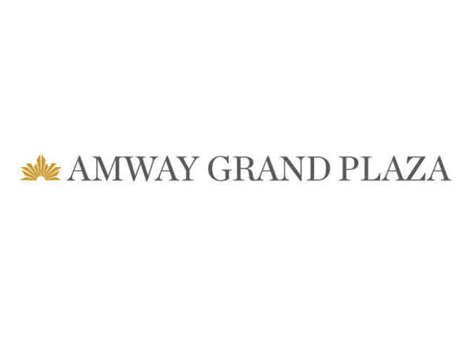 One Night Stay at Amway Grand Plaza