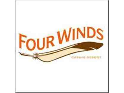 $100 Gift Card to the Four Winds Casino Resort