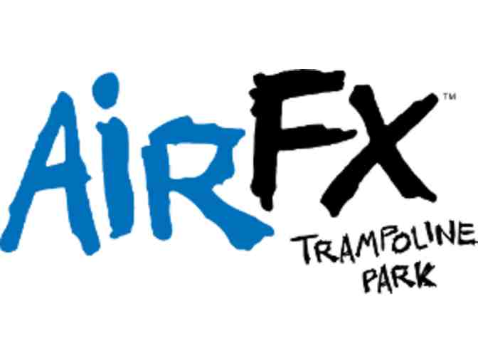 Family Fun Pass at AirFX Trampoline Park - Photo 1
