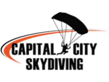 $100 Gift Certificate to Capital City Skydiving