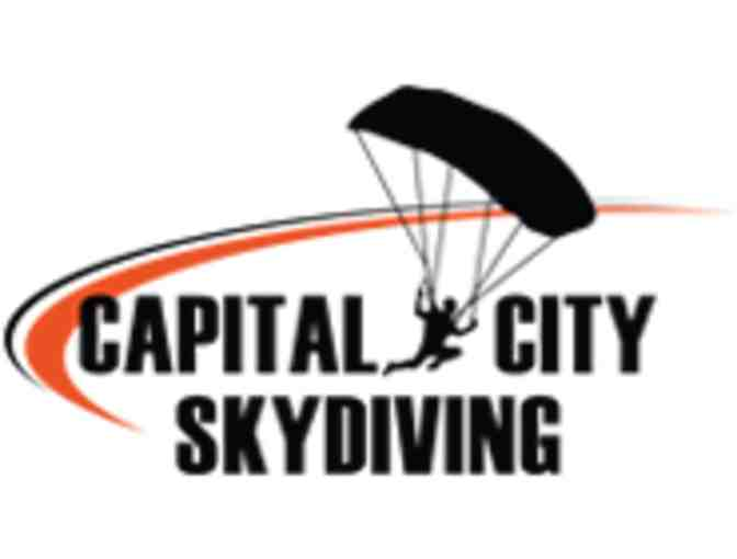 $100 Gift Certificate to Capital City Skydiving - Photo 1