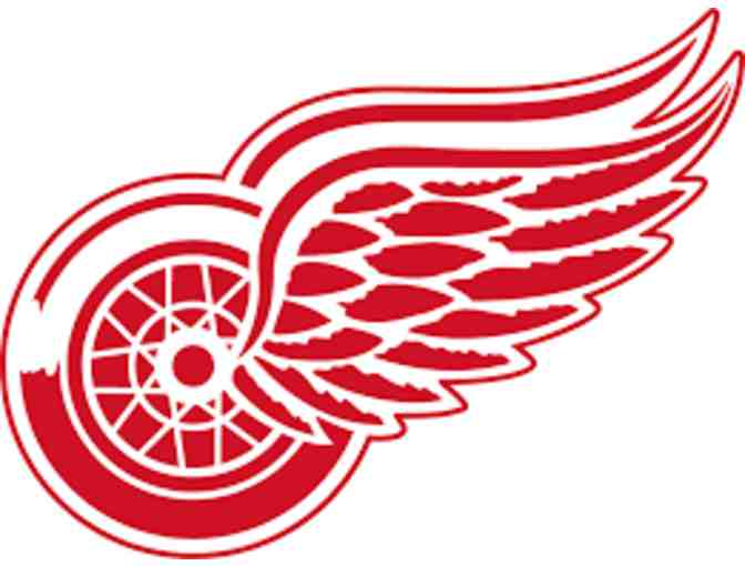 Four Tickets to a Detroit Red Wings Game