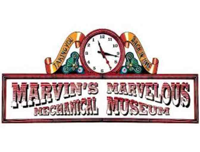 Gift Certificates to Marvin's Marvelous Mechanical Museum - Photo 1