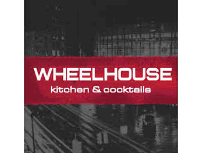 2 Hamilton Tickets & $100 Gift Card to Wheelhouse Kitchen & Cocktails