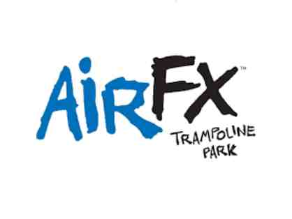 Family Fun Pass at AirFX Trampoline Park