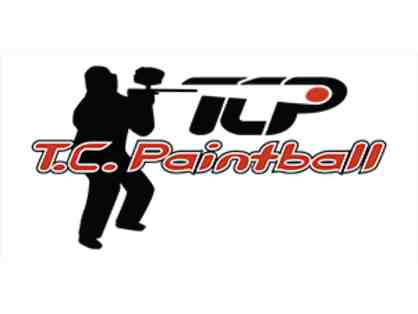 T.C. Paintball for 4 Players!