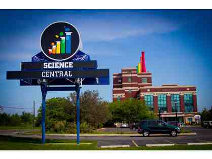 Two General Admission Tickets to Science Central In Fort Wayne, IN