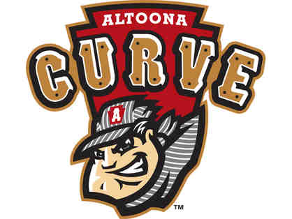 4 Grandstand Level Tickets to Altoona Curve Baseball Game