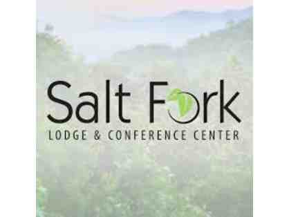Salt Fork Lodge One Night Stay