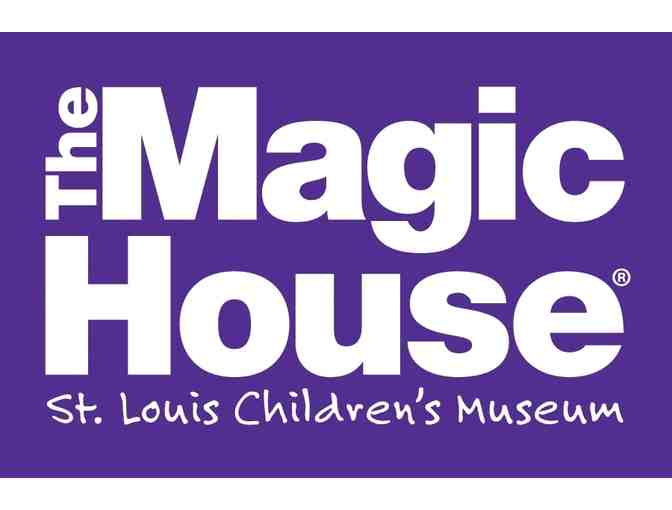 4 General Admission Passes to The Magic House - Photo 1