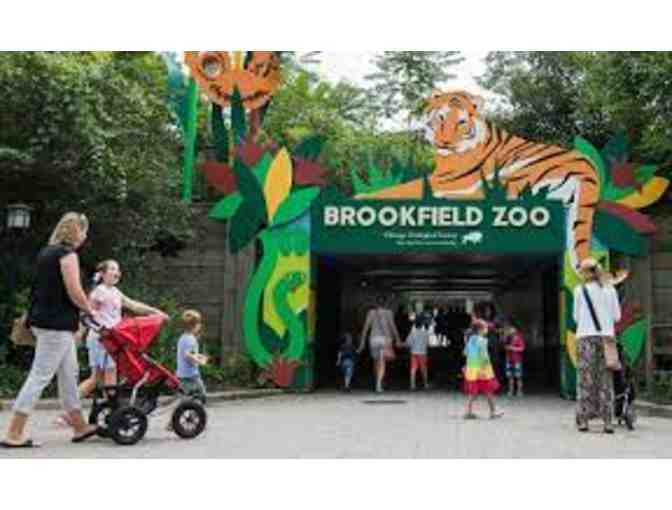 6 All-inclusive passes to the Chicago Brookfield Zoo - Photo 1