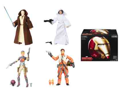 Hasbro Toy Gift Package - Star Wars and Marvel Legends!