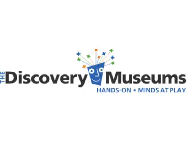 Four Passes to Discovery Museum in Acton, MA