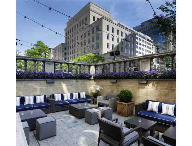 Overnight Stay and Dinner for Two at Loews Boston Hotel!