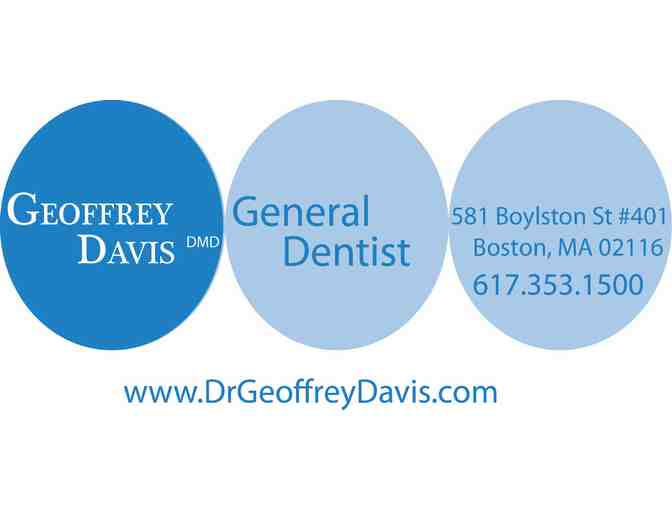 Invisalign treatment by Dr Geoffrey Davis -  Clear teeth aligners!