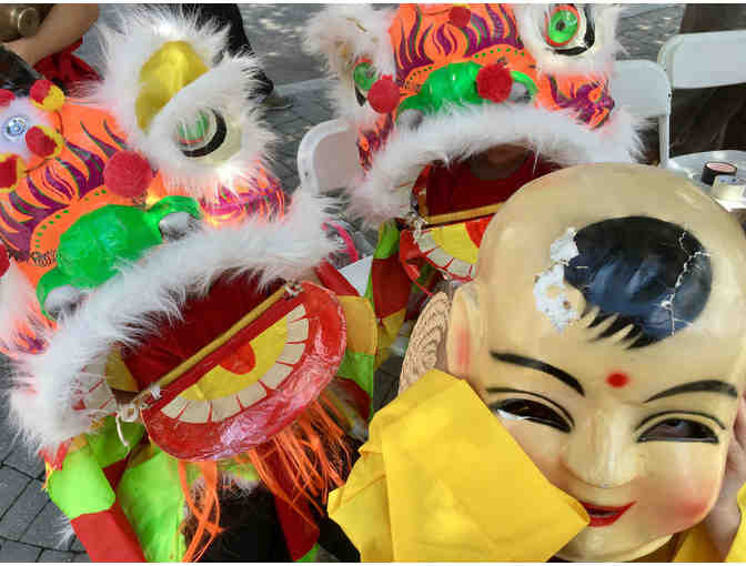 Lion Dance Trial Class for Kids