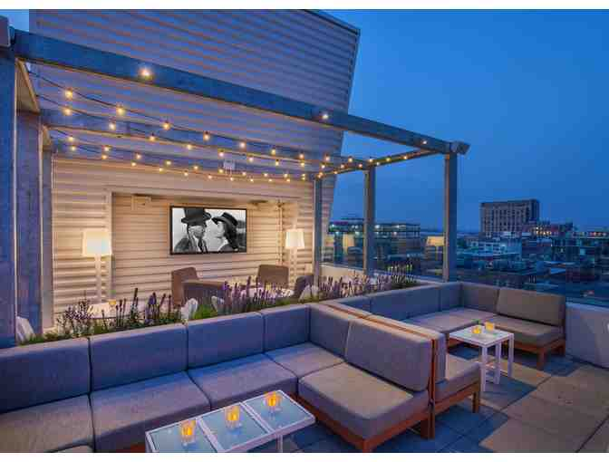 2 Night Stay in the YOTEL Boston VIP Suite (sleeps 4!) + $100 for Sky or Club Lounges!